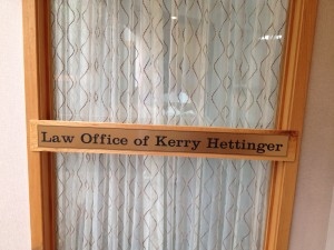 Law Office of Kerry Hettinger